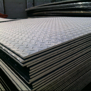 Kk Steels International 187 M S Chequered Plate